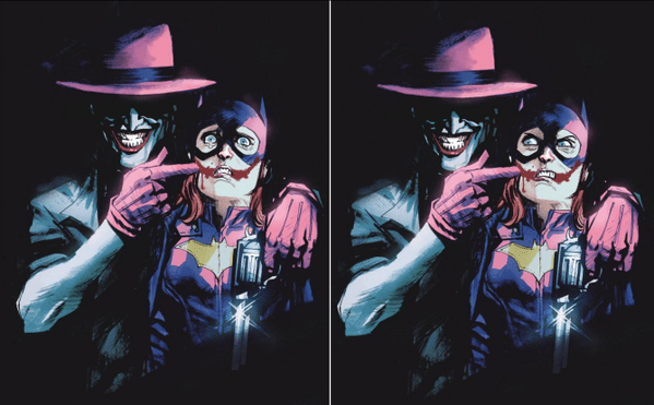 Fixing the Batgirl Variant