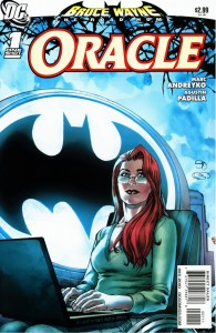 Barbara Gordon: Oracle
