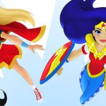"DC Super Hero Girls Take on Food Network's ""Cupcake Wars"""