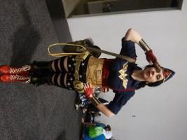 Diesel-punk Wonder Woman