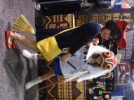 Kiki and Princess Mononoke