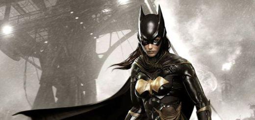 Batgirl - Arkham Knight -- header