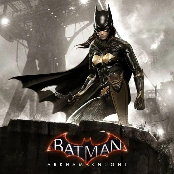 Batgirl - Arkham Knight