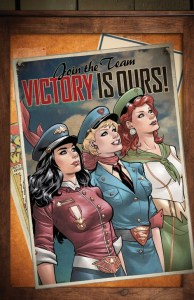 Justice League #43, Emanuela Luppachino with Tomeu Morey