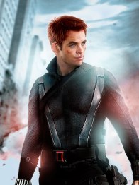 Black Widow - Chris Pine