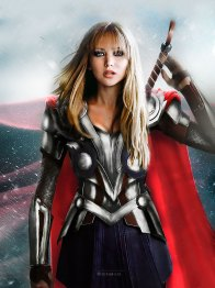 Thor - Jennifer Lawrence