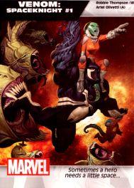 Venom: Space Knight #1