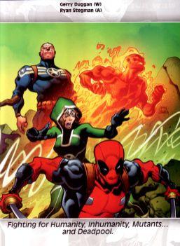 Uncanny Avengers #1 (part 2)