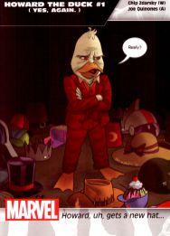 Howard the Duck #1