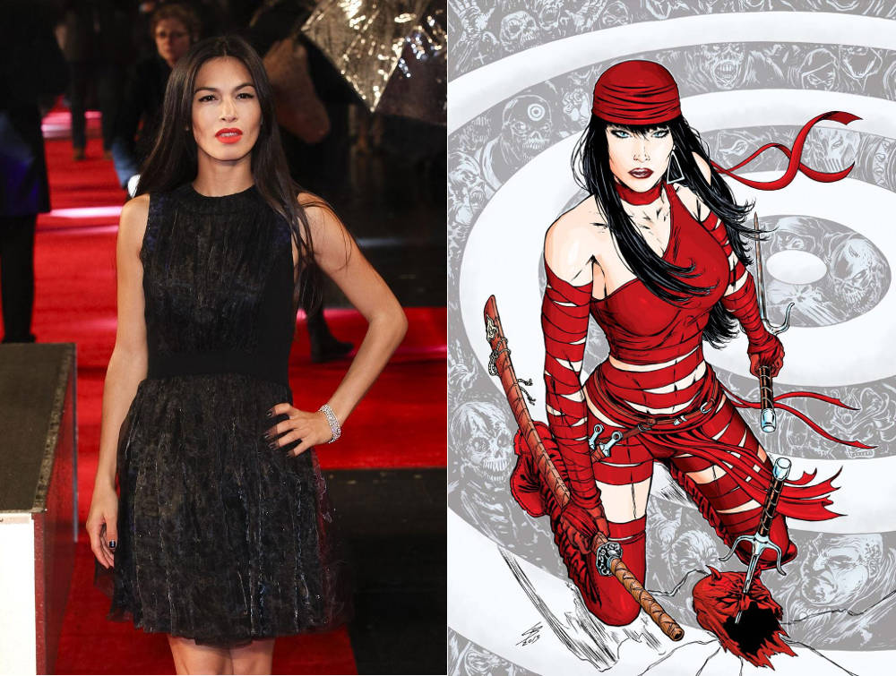 Elodie Yung has been cast as Elektra in Netflix's Daredevil