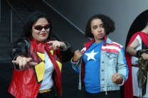 Spider-Woman and Miss America