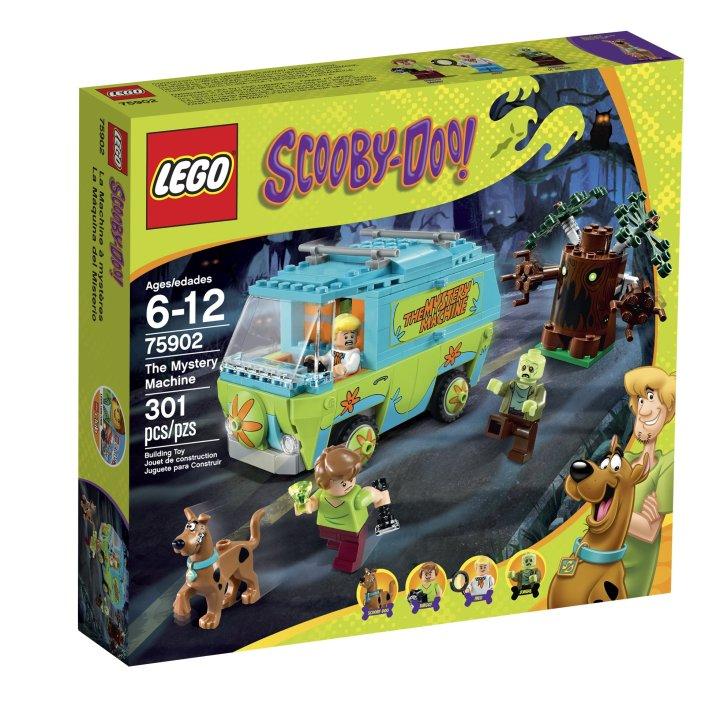 LEGO Scooby Doo: The Mystery Machine