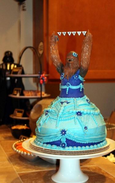 Wookie Cake 2