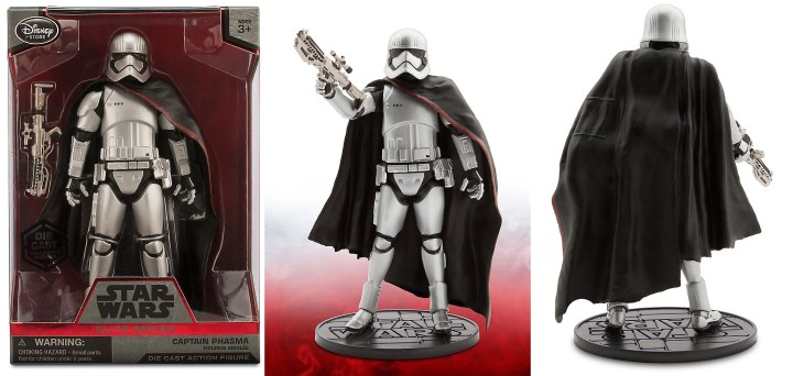 Captain Phasma - Black Series Action Figure