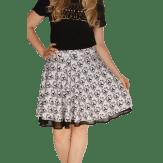 Stormtrooper Circle Skirt - Her Universe