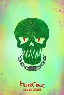 Suicide Squad - Killer Croc