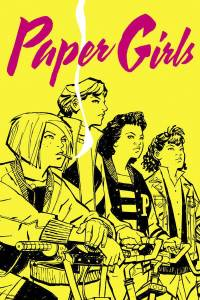 Paper Girls #1 - Cover by Cliff Chiang