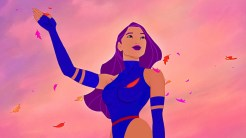 Pocahontas as Psylocke