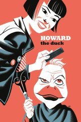 Howard the Duck - cover by Michael Cho