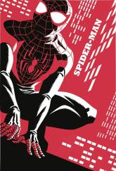 Spider-Man - cover by Michael Cho