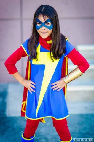 Ms Marvel (Kamala Khan) Costume by SewMany Costumes Photography by York in the box
