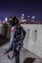 Winter Soldier Costume by Jose Ramirez Photography by NixDad