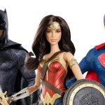 Batman, Wonder Woman and Superman Barbies Revealed for Batman v. Superman