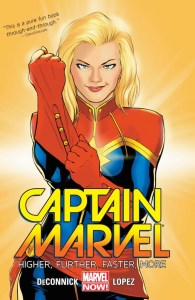 Captain Marvel, vol. 1