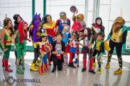 DC Super Hero Girls = Both Groups
