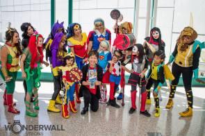 DC Super Hero Girls = Both Groups