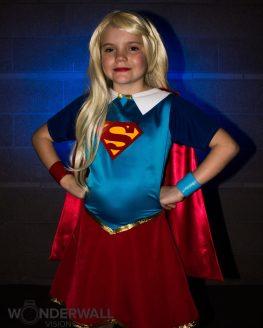 Supergirl - Heroic Girls