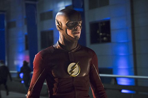 """The Flash -- """"Trajectory"""" -- Image FLA216c_0022b -- Pictured: Grant Gustin as Barry Allen / The Flash -- Photo: Katie Yu/The CW -- © 2016 The CW Network, LLC. All rights reserved."""