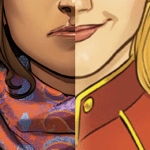 Kamala Khan and Carol Danvers' Friendship Appears to Be Over