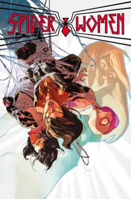 Spider-Women Alpha #1 - Yasmine Putri Cover