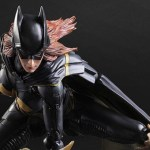 "Batgirl Joins ""Batman: Arkham Knight"" Action Figures"
