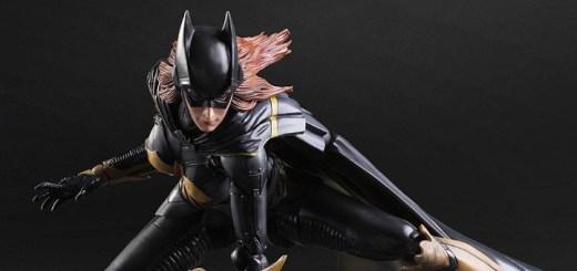Batgirl Action Figure Header