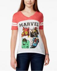 Avengers High Low Tee - Macy's