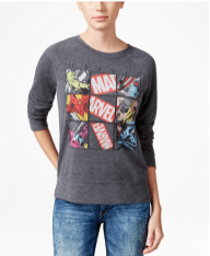 Avengers Long Sleeve Tee - Macy's