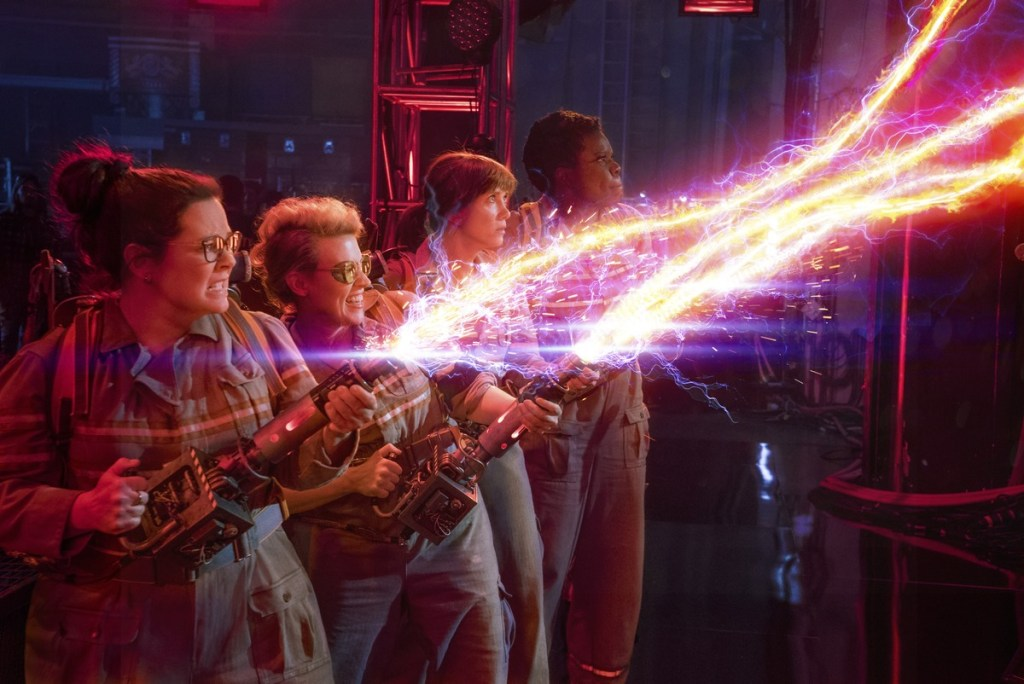 Ghostbusters - Yep, They're Women
