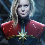 Artist Reimagines Brie Larson as Captain Marvel