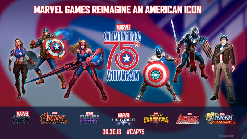 Marvel Games Reimagine An American Icon