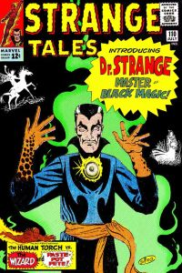 Doctor Strange by Steve Ditka