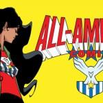 Miss America Creators Launch New 'All-America Comics' Title at Image