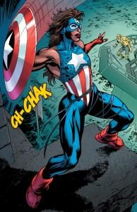 Captain America (Danielle Cage)