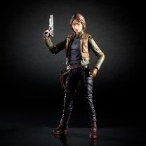 "Jyn Erso action figure for ""Rogue One: A Star Wars Series"""