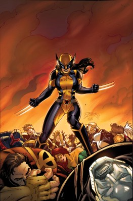 Preview: All-New Wolverine #13 - Ron Lim Variant Cover