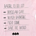 Sexist Batgirl T-Shirt Pulled from Shelves
