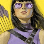 Kate Bishop Flies Solo in New 'Hawkeye' Series
