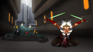 Ahsoka - Star Wars Forces of Destiny