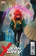 Jean Grey #1 - Stephanie Hans Variant